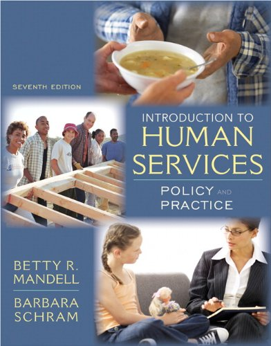 9780205615971: Introduction to Human Services: Policy and Practice (7th Edition)