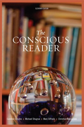9780205616817: Conscious Reader, The (11th Edition)