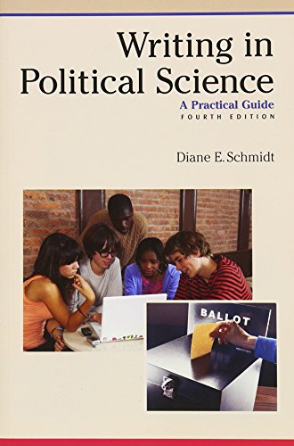 9780205617364: Writing in Political Science: A Practical Guide (4th Edition)