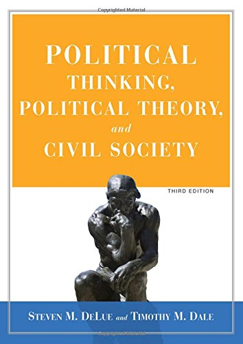 9780205619795: Political Thinking, Political Theory, and Civil Society