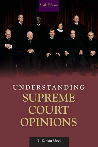 9780205621613: Understanding Supreme Court Opinions