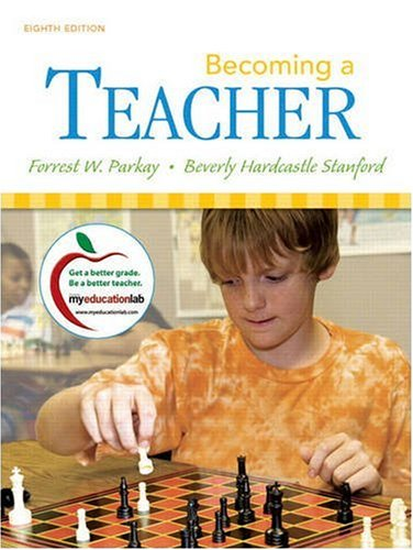 9780205625093: Becoming a Teacher (8th Edition)