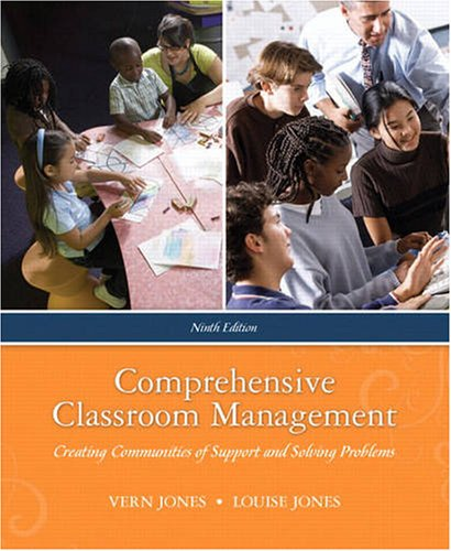 9780205625482: Comprehensive Classroom Management: Creating Communities of Support and Solving Problems (9th Edition)
