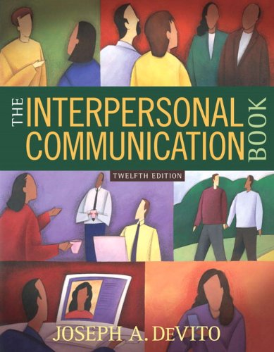 9780205625703: The Interpersonal Communication Book 12th Edition