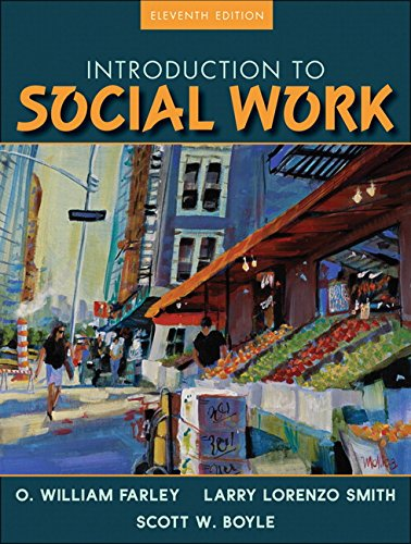 9780205625765: Introduction to Social Work: United States Edition