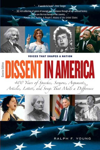 9780205625895: Dissent in America, Concise Edition