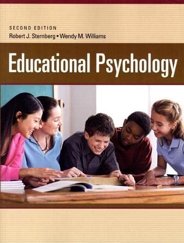9780205626076: Educational Psychology (2nd Edition)