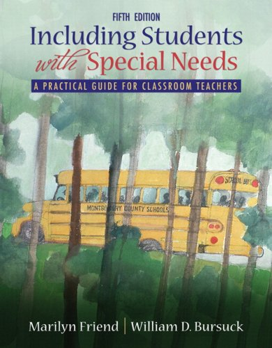 9780205626816: Including Students With Special Needs: A Practical Guide for Classroom Teachers (with MyEducationLab) (5th Edition)
