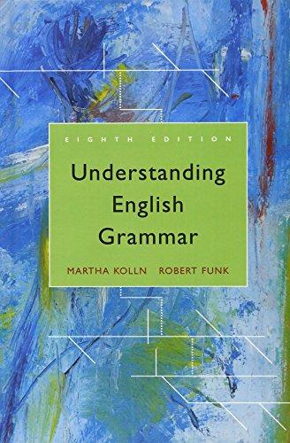 9780205626908: Understanding English Grammar: United States Edition