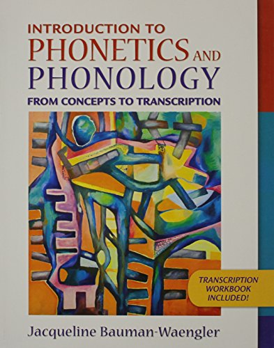 Introduction to Phonetics and Phonology: From Concepts: Jacqueline Bauman-Waengler