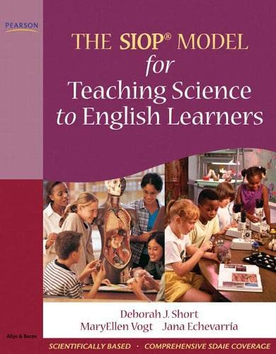 9780205627592: The SIOP Model for Teaching Science to English Learners