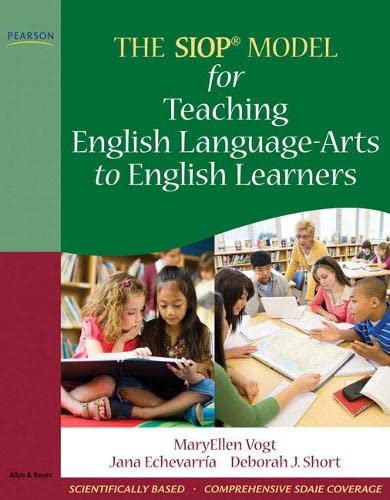9780205627608: The Siop Model for Teaching English Language-Arts to English Learners