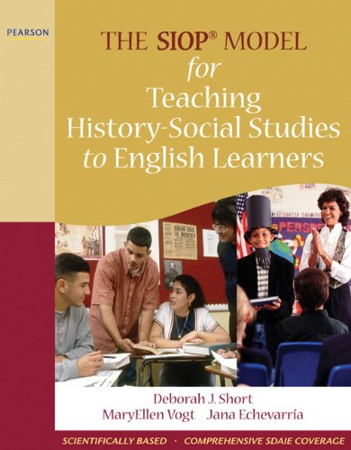 9780205627615: The SIOP Model for Teaching History-Social Studies to English Learners