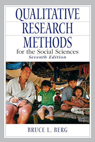 9780205628070: Qualitative Research Methods for the Social Sciences (7th Edition)