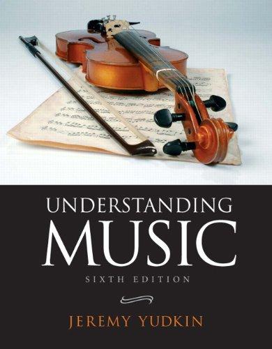 9780205632138: Understanding Music (6th Edition)