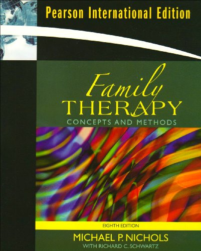 9780205632244: Family Therapy: Concepts and Methods