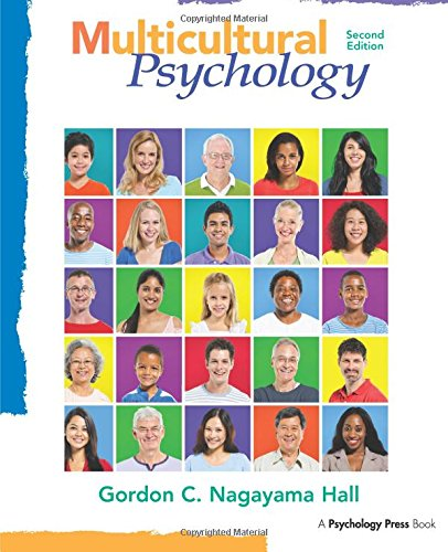 9780205632350: Multicultural Psychology
