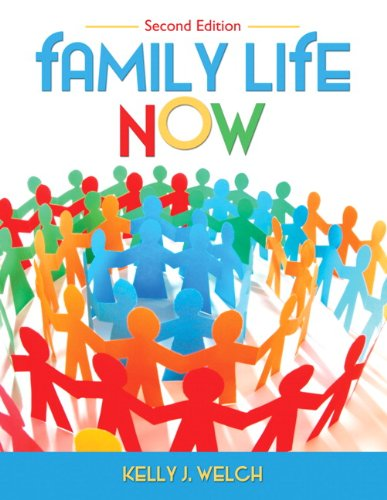 9780205632510: Family Life Now (2nd Edition)
