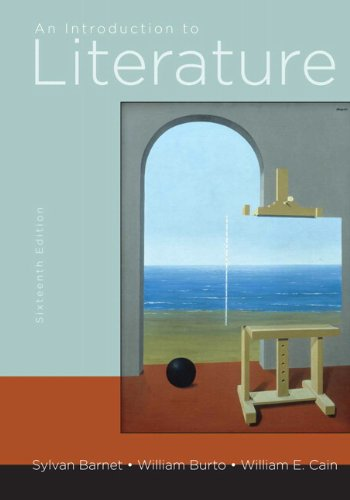 9780205633098: An Introduction to Literature (16th Edition)