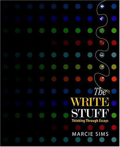 9780205633685: The Write Stuff: Thinking Through Essays (with MyWritingLab Student Access Code Card)