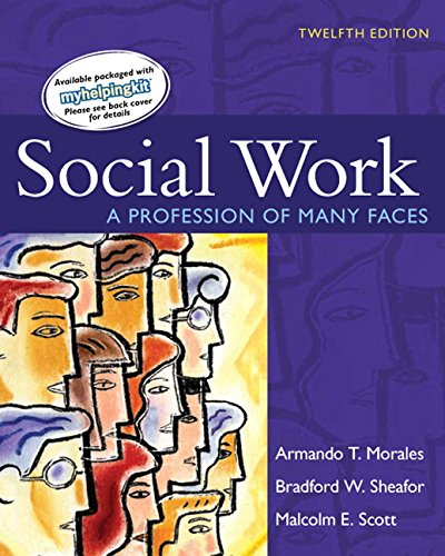 9780205636839: Social Work: A Profession of Many Faces (12th Edition)
