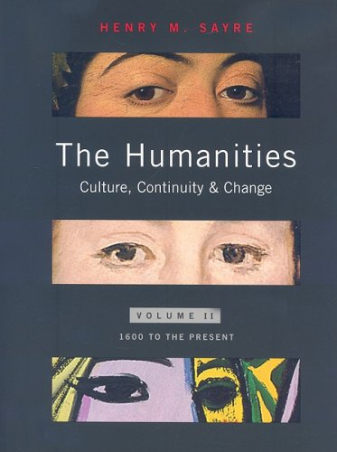9780205638239: The Humanities: Culture, Continuity, and Change, Volume 2 Reprint