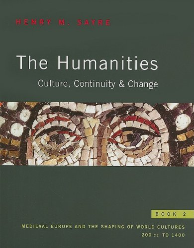 9780205638253: The Humanities: Culture, Continuity, and Change, Book 2 Reprint