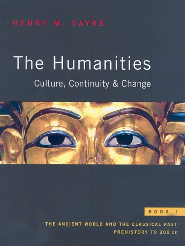 9780205638260: The Humanities: Culture, Continuity, and Change, Book 1 Reprint