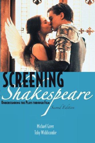 9780205639502: Screening Shakespeare Understanding the Plays Through Film (2nd Edition)