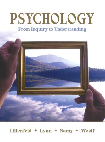 9780205641710: Psychology: From Inquiry to Understanding Value Package (includes Current Directions in Introductory Psychology)