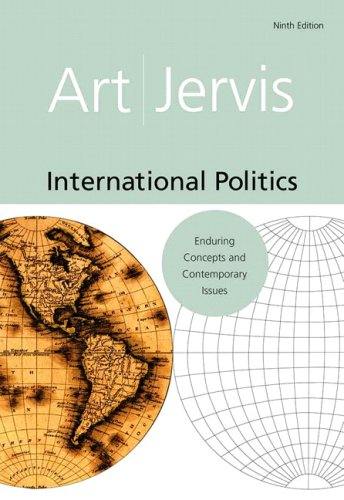 9780205642724: International Politics: Enduring Concepts and Contemporary Issues