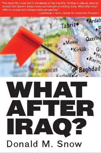 9780205642847: What After Iraq?