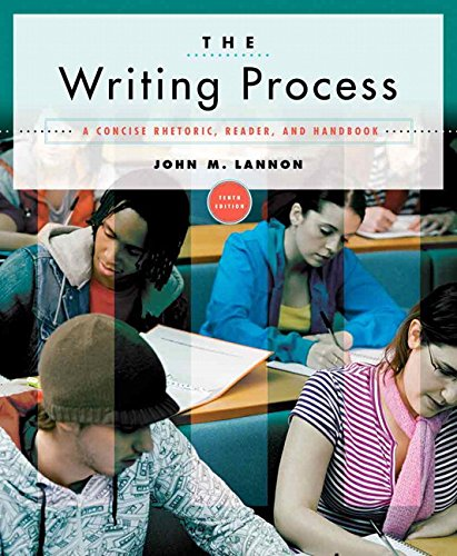 9780205642892: The Writing Process: A Concise Rhetoric, Reader, and Handbook (10th Edition)