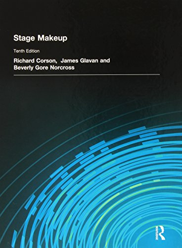 9780205644544: Stage Makeup