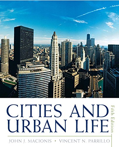 9780205645336: Cities and Urban Life