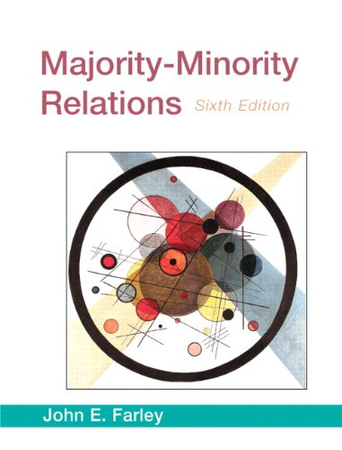 9780205645374: Majority-Minority Relations (6th Edition)
