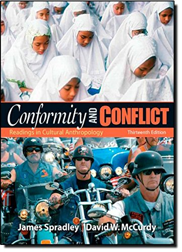 9780205645855: Conformity and Conflict: Readings in Cultural Anthropology (13th Edition)