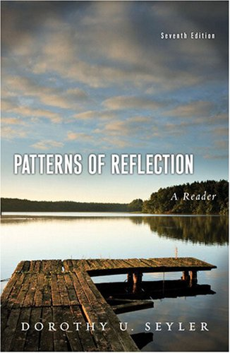 9780205645954: Patterns of Reflection: A Reader (7th Edition)