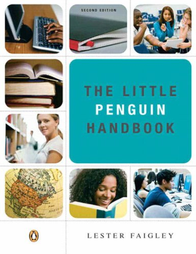 9780205648726: Little Penguin Handbook, The (2nd Edition)