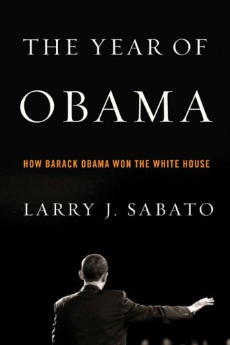 9780205650446: The Year of Obama: How Barack Obama Won the White House