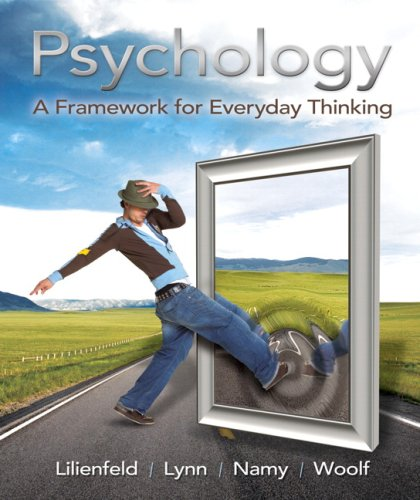 9780205650484: Psychology: A Framework for Everyday Thinking