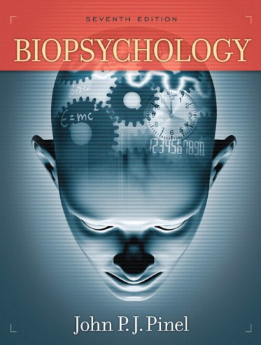 Biopsychology (with MyPsychKit Student Access) Value Package: John P.J. Pinel