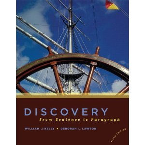 """Discovery From Sentence to Paragraph Annotated Instructor's Edition (INSTRUCTOR""""S ..."""
