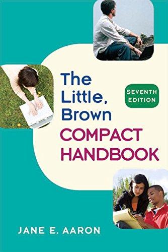 9780205651634: Little, Brown Compact Handbook (7th Edition)