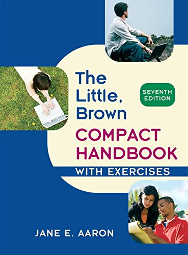 9780205651702: Little, Brown Compact Handbook with Exercises (7th Edition)