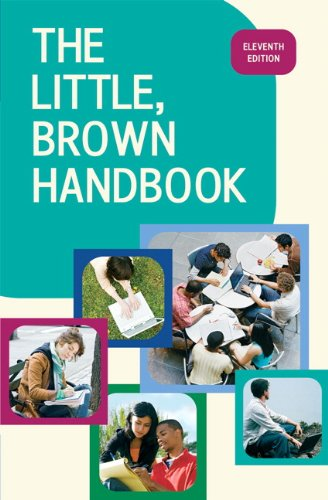 9780205651719: The Little, Brown Handbook, 11th Edition
