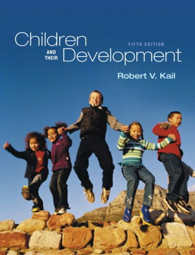 9780205654154: Children and Their Development (5th Edition)