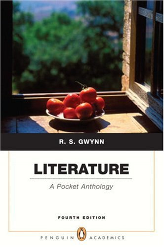 9780205655106: Literature: A Pocket Anthology (4th Edition)