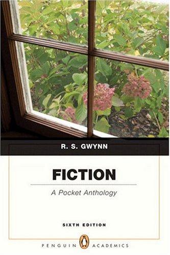 9780205655137: Fiction A Pocket Anthology (Penguin Academics) (6th Edition)
