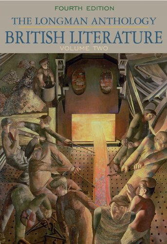 9780205655199: Longman Anthology of British Literature, The, Volume 2 (4th Edition)